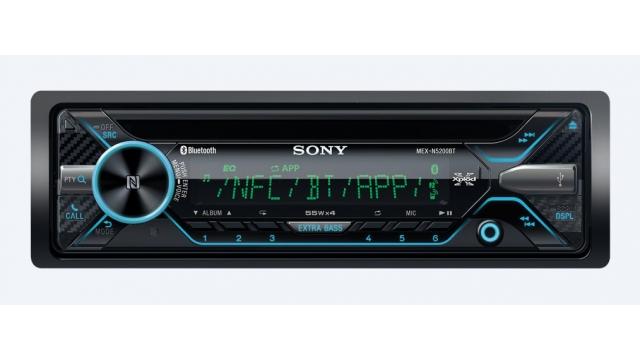 Sony MEXN5200BT Autoradio 220W