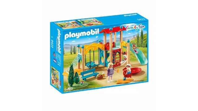 Playmobil 9423 Grote Speeltuin