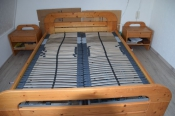 bed bodems maat 70x200