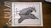 Overige Hobby en Vrije tijd verschillende borduurwerken en merklappen