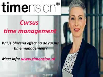 Beste cursus time management die aansluit bij jouw  werksituatie