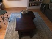 Complete inboedels Te koop bank, kast en tafeltjes