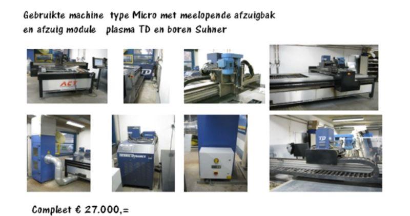Plasmasnijmachine