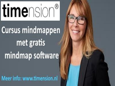 Cursus mindmappen (incl. Mindmap software)