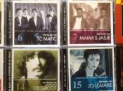 Cd's en Dvd's CD,S VAN BEKENDE ZANGERS