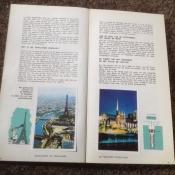 Studieboeken Reisgidsen van verschillende steden ,Belgie & Europa