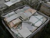 Flagstone voor wanden en vloeren