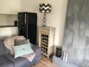 Vintage meubelen bij brocante interieur (teakpaleis)