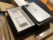 Apple iphone 11 pro max ontgrendeld