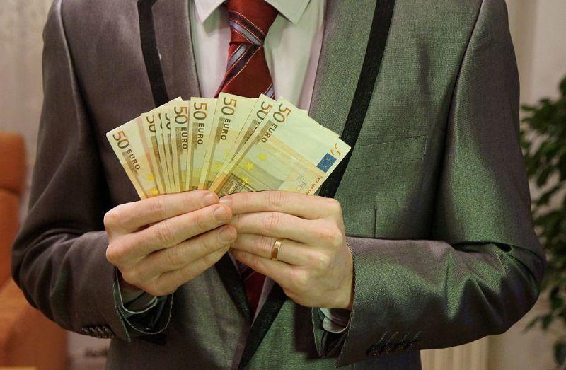 Financiële steun aan iedereen voor iedereen