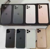 Apple iPhone 11 Pro Max, 11 Pro en Samsung S20 Ultra 5G, S20 Plus