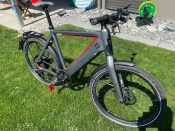 E-Bike Stromer ST 2 S in maat 22